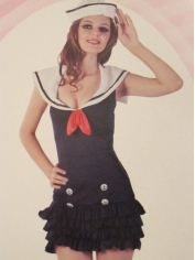 Sexy Sailor - Womens Costumes